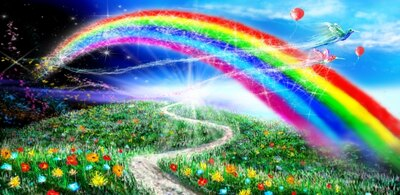 レインボーマジック~未来へのかけ橋~※写真はイメージ