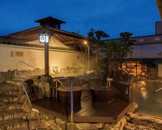 みなと温泉 波葉の湯 / 天神・博多からも近い天然温泉。女性に人気のホットスポット!