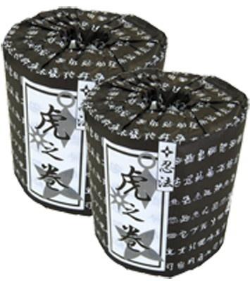 忍者の街・三重県伊賀市は、忍者が暗号文に使用したという「忍者文字」を使った町おこしで、注目を集めている。なんとトイレットペーパーにまで「忍者文字」が!
