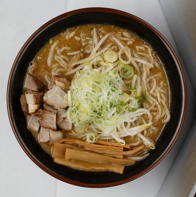 このメニューも食べたい!味噌ラーメン750円