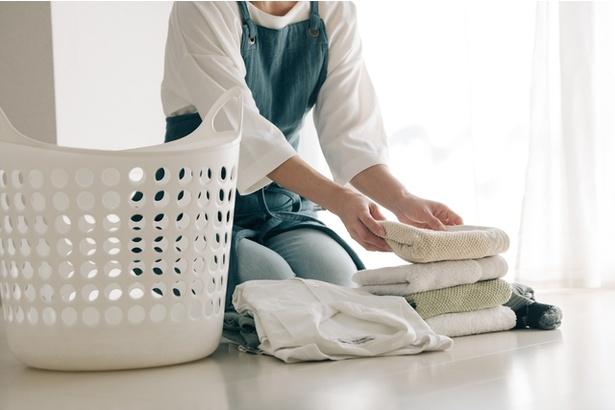 週末にまとめて洗濯する人のためのサービス!