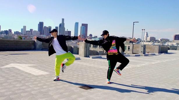 グローバルなダンスディレクターになるべくロサンゼルスへ