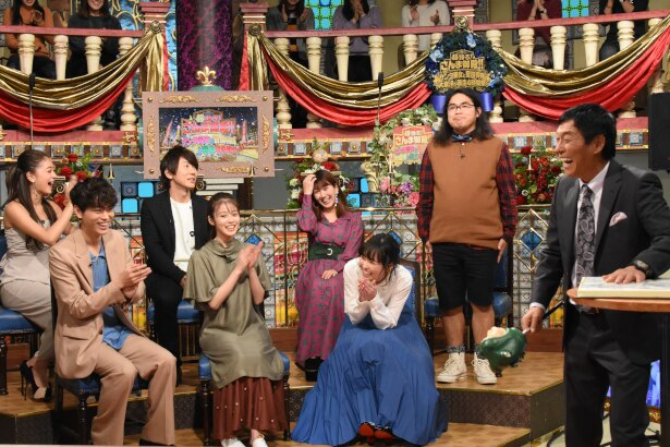 12月25日(火)放送の「踊る!さんま御殿!!」はクリスマス4時間SP!