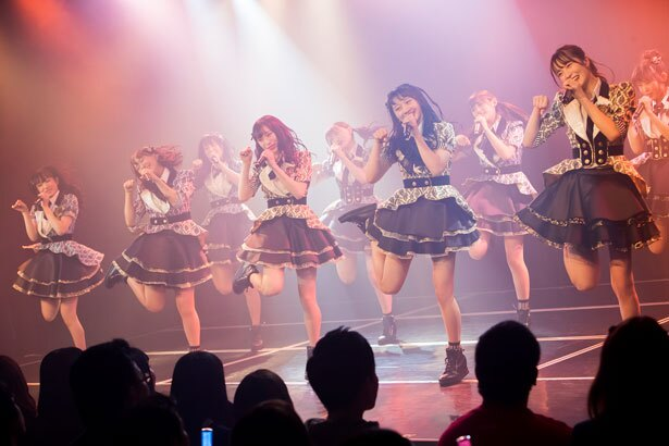 NMB48の5期生9人で劇場公演を開催!