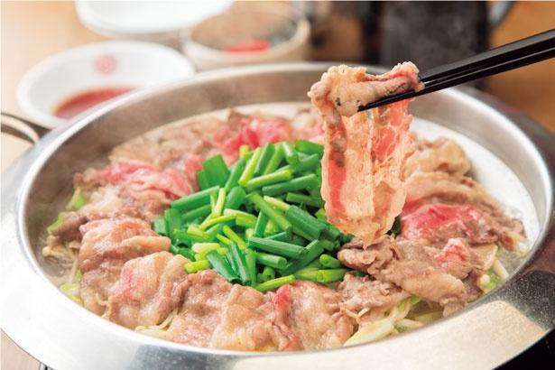 炊き肉(1人前1598円)/肉炉端ロバート なんば店