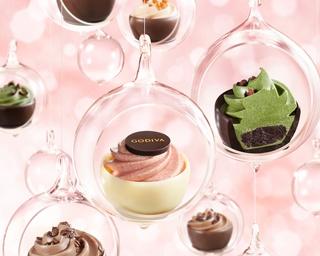 """【大切な人に贈りたい】ゴディバの2019年バレンタインコレクション""""妖精のケーキ""""をチョコで表現!"""