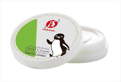 絶妙レシピのハンドクリーム 晴れやかな空の香り Suicaのペンギンデザイン(30g 1642円)