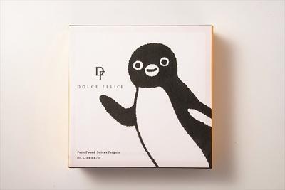 ドルチェフェリーチェ「プティパウンド・Suicaのペンギン」