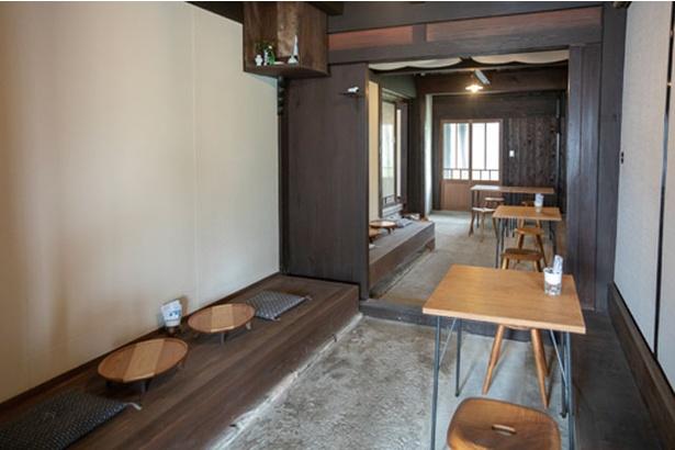 あだち珈琲 八女店 / 歴史を刻んだ日本家屋で喫茶ができるのも八女店ならでは