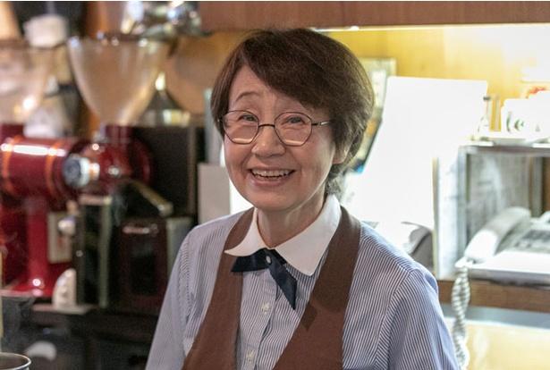 ブラジレイロ / 中村さんの妻・久美子さんが店を切り盛りする