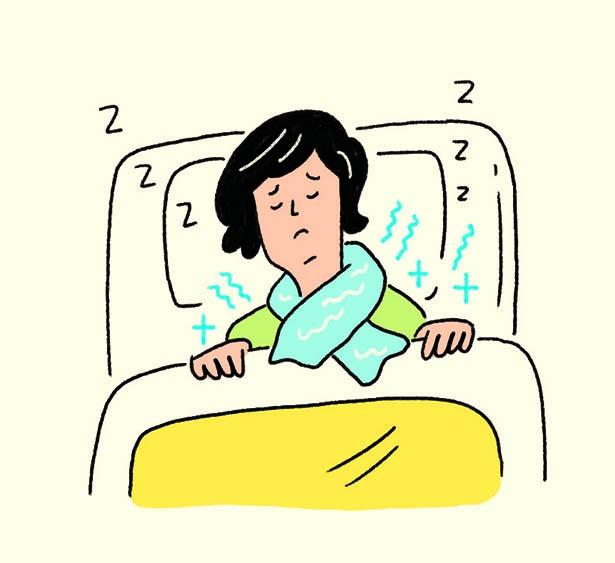 熱を下げるには、太い血管があるところを冷やす