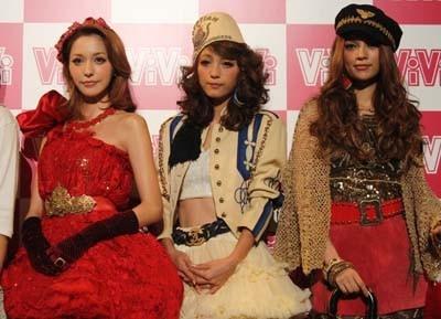 「ViViNight 2010」開催前でみんな緊張していた様子