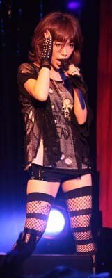 加藤ミリヤのライブも盛り上がった