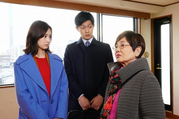 1月16日(水)放送の「家売るオンナの逆襲」で泉ピン子がワケあり客として登場!