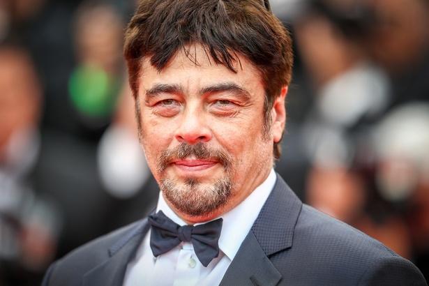 オスカー俳優のベニチオ・デル・トロ