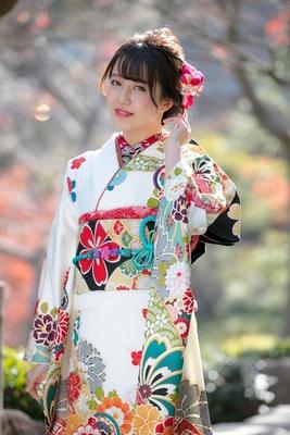 郡司奈桜さん(日本大学 芸術学部 2年)
