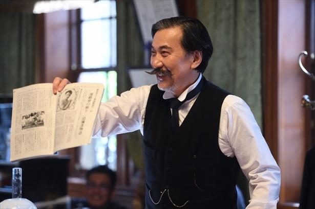 「いだてん―」第1回より (C)NHK