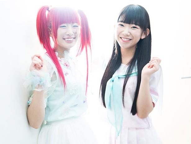【写真を見る】ドラマ初共演を果たした椎名ひかり&長澤茉里奈