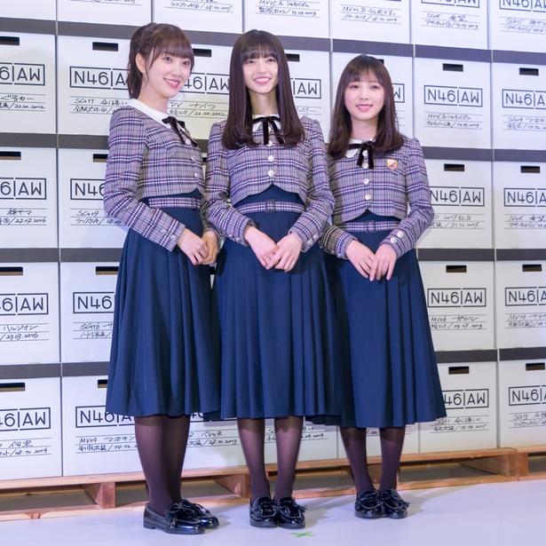 ソニーミュージック六本木ミュージアム「乃木坂46 Artworks だいたいぜんぶ展」メディア内覧会より