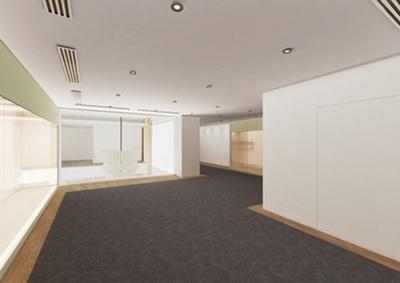 「松寿文庫展示室」が1月中旬、2階にオープン!/松榮堂 薫習館