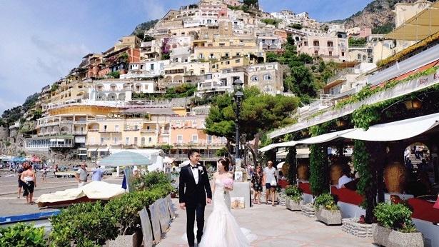 イタリア・フィレンツェでも結婚式を