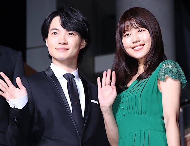 """神木隆之介、""""初めての恋人""""は有村架純!"""