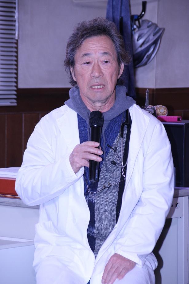 武田鉄矢は沢村一樹と現場でのエピソードを話した