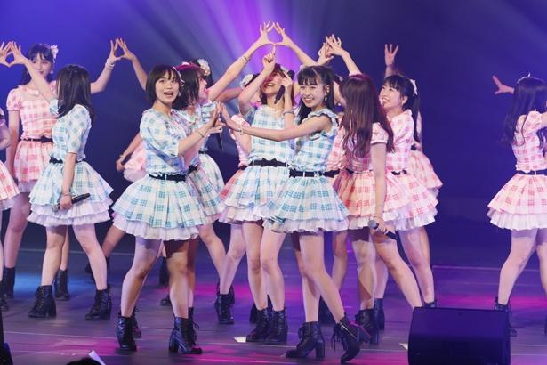 「HKT48フレッシュメンバーコンサートin博多座 ~未来は、私たちの目の前に…~」が開催