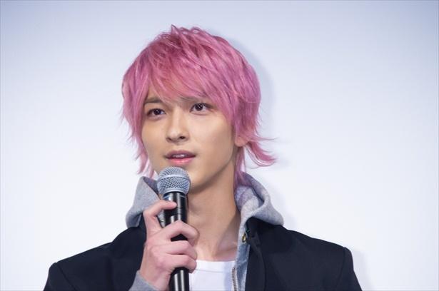 「初めて恋をした日に読む話」の横浜流星