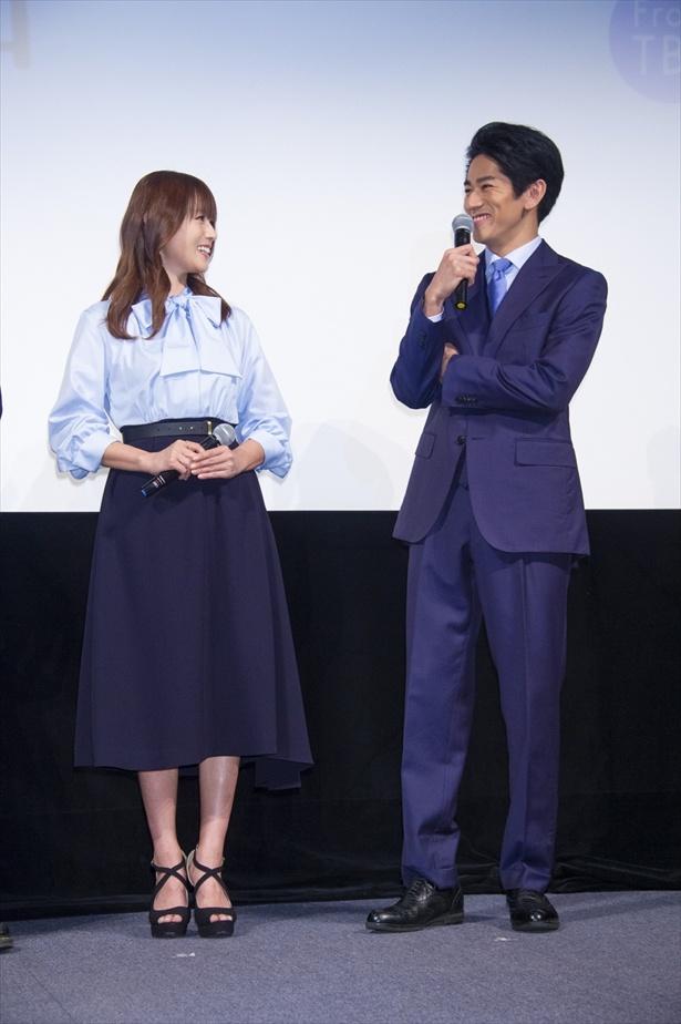 「初めて恋をした日に読む話」に主演する深田恭子と共演の永山絢斗
