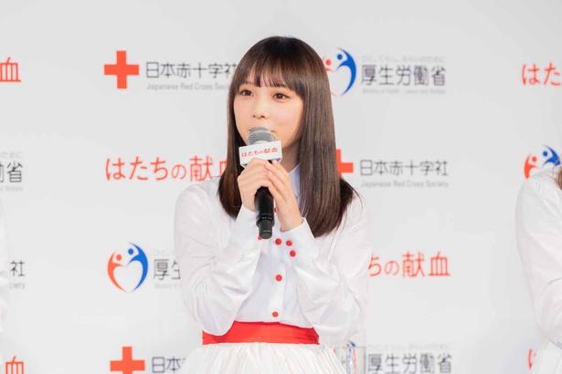 乃木坂46の与田祐希