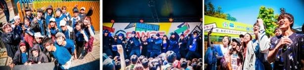 関東の大学ダンスサークル、 ダンススタジオをメインとしたステージ
