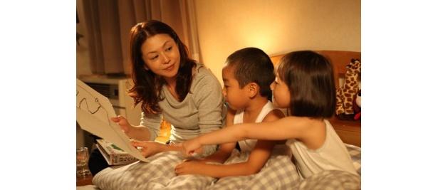 シリーズ累計150万部を突破するベストセラーを実写化した『毎日かあさん』は2011年2月5日(土)より公開