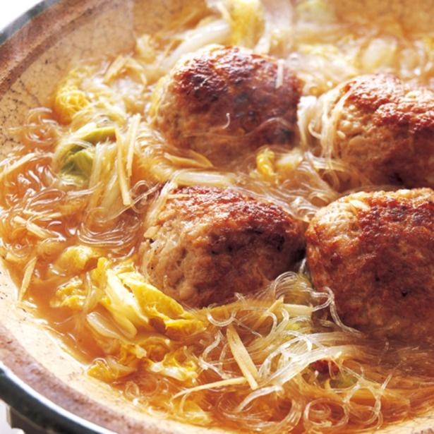 【関連レシピ】獅子頭鍋