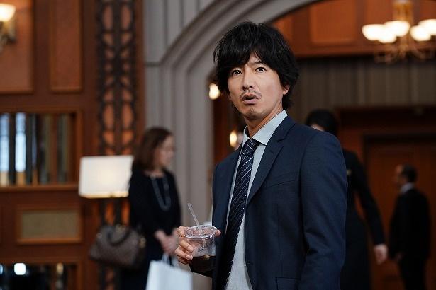 警視庁捜査一課の刑事・新田浩介役を演じる木村拓哉