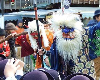 町全体で福を呼び込む!三重県で節分を祝う「おかげ横丁節分の市」開催