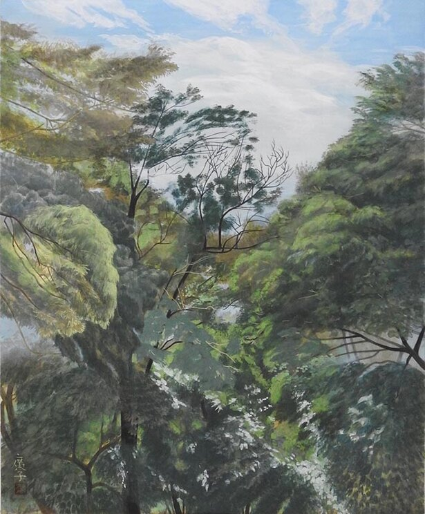 「杜・秋高」(1994年)