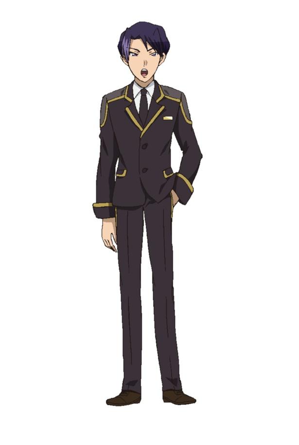 「新幹線変形ロボ シンカリオン」にて、山寺宏一が声優を務める総司令長・東スバル