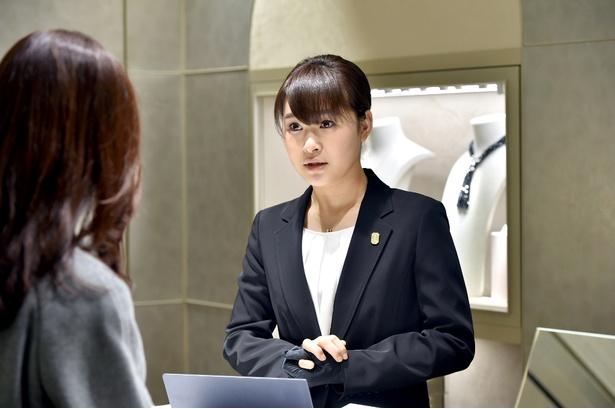 ドラマ初出演となる村上佳菜子
