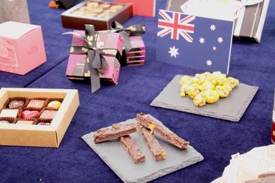 みりが注目する日本初上陸のオーストラリアのチョコレート。繊細な味が魅力