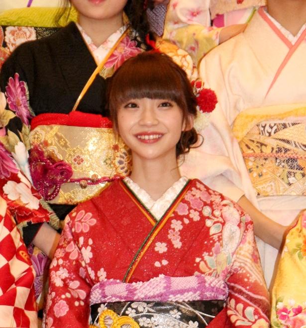 荻野由佳は毎年恒例の○○世代について「平成の⼤トリ世代」と表現した