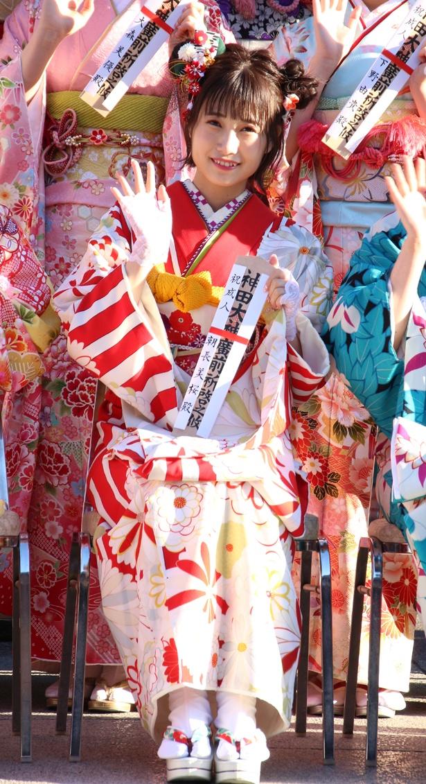 HKT48の朝長美桜は、指原莉乃の卒業について「今はとても不安で、どうしようかと考える日々」と不安な心境を吐露