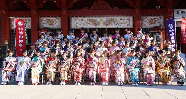 「AKB48グループ2019年新成人メンバー成人式記念撮影会」より