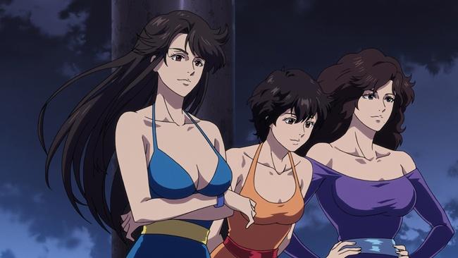 あの美人3姉妹が帰ってくる!