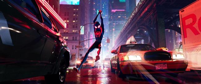 【写真を見る】複数のスパイダーマンの登場で話題の『スパイダーマン:スパイダーバース』は3月8日(金)公開