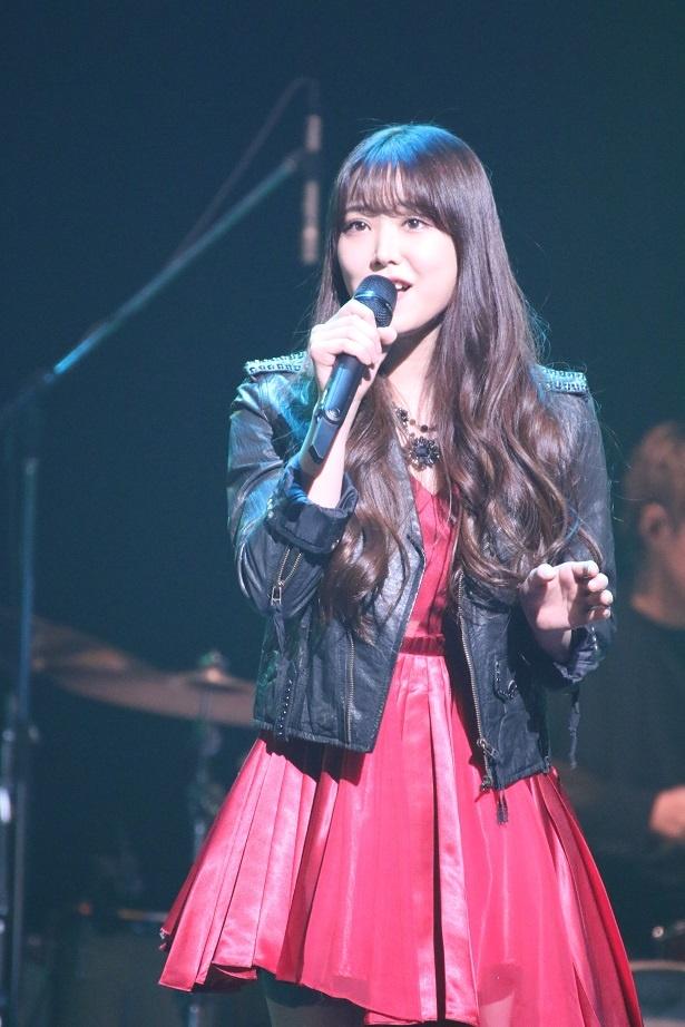 第1組1人目 NMB48・白間美瑠「微笑みの爆弾」