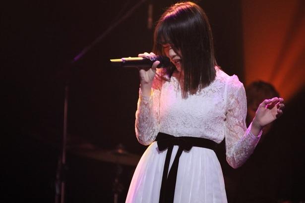 第2組4人目 AKB48・横山結衣「丸の内サディスティック」