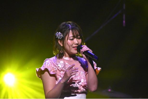 山内鈴蘭さん(SKE48)