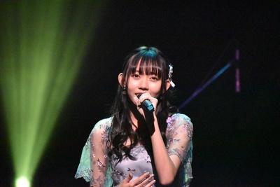 優勝した野島樺乃さん(SKE48)