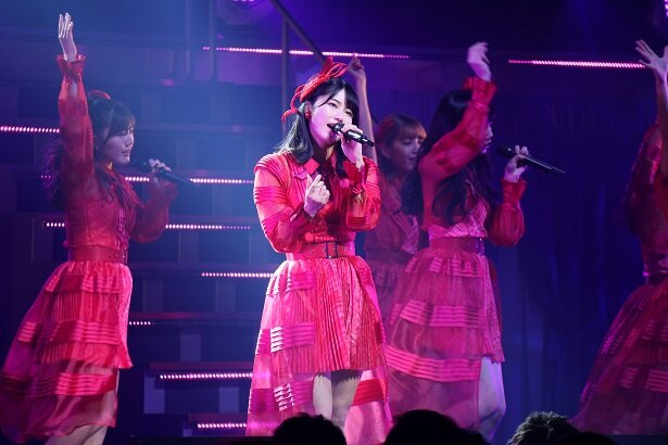 「AKB48 チームA単独コンサート~美しき者たち~」の様子(5)